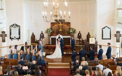 Mr. & Mrs. Lawton Harper | Wedding | Beaufort, South Carolina