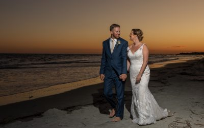 Mr. & Mrs. Wesley Anderson | Wedding | Fripp Island, South Carolina
