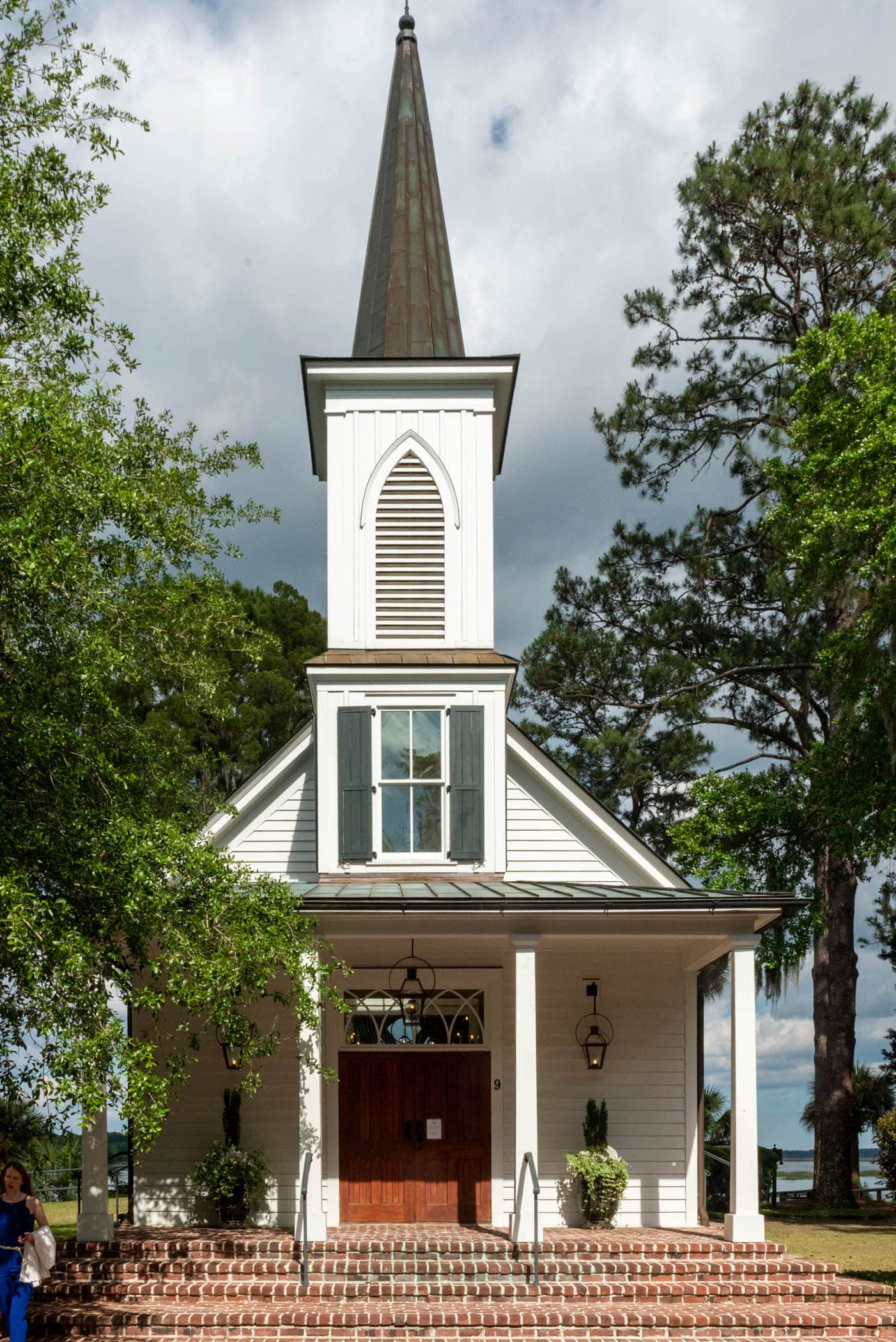 May River Chapel Palmetto Bluff wedding by Wedding Photographer Susan DeLoach Photography