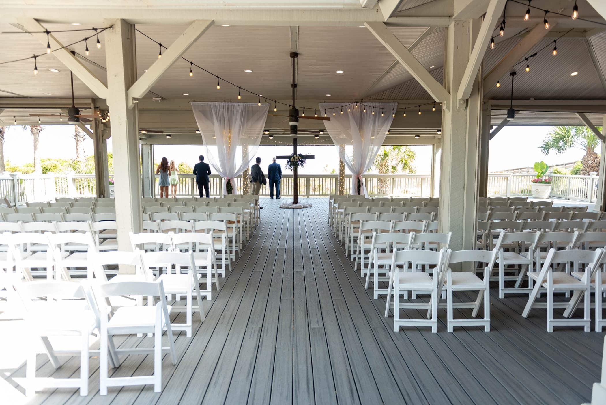 Omni Hilton Head Ocean Resort Beach Wedding Ceremony