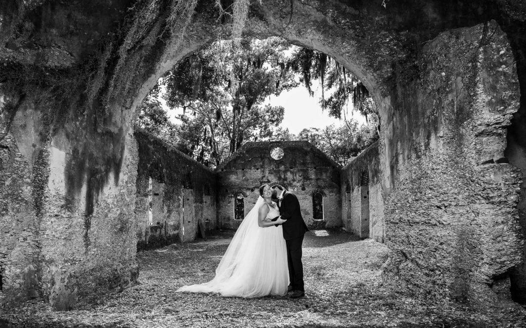 St. Peter's Catholic Church Wedding | Fripp Island Reception | Jennifer + Kyle